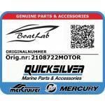 Quicksilver, WINDLASS MOTOR (Orig.nr: 2108722MOTOR)