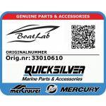 Quicksilver, TREAD SSTEEL ÿ10M (Orig.nr: 33010610)