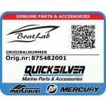 Quicksilver, VENTIL GAS (Orig.nr: 875482001)