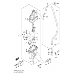 Fuel vapor separator