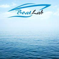 Båtstativ, Motorbåt, 2-delt, Galvanisert, varm - 1stk.